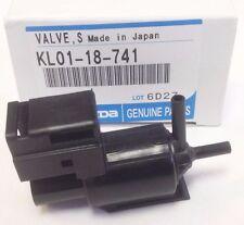 GENUINE MAZDA AIR SOLENOID VALVE RX8 MPV MX6 626 PROTEGE KL01-18-741 OEM