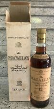 Whisky The Macallan 12 years old 75 cl