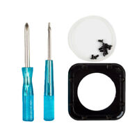 Replacement Lens Cover +Screw Driver Tool for GoPro Hero 4 Session 5 Session