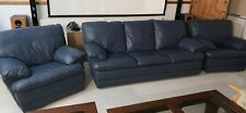 3 peice Navy Blue Sofa Suites From DFS!