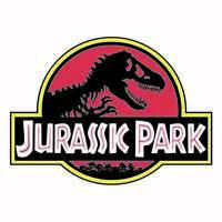 JURASSIC PARK DECAL VINYL 3M USA MADE STICKER CAR TRUCK WINDOW BUMPER WALL CAR