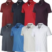 OAKLEY GOLF MENS DIVISIONAL PERFORMANCE SHORT SLEEVE GOLF POLO SHIRT