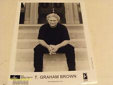 T Graham Brown 1998 Publicity Photo