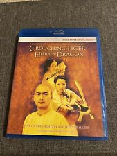 Crouching Tiger, Hidden Dragon (Blu-ray, 2000)