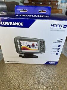 Lowrance Hook2 4X Fishfinder Bullet Fish Finder