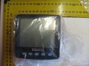 Deutz Control Panel GEM 2700 media display control box dashboard 04219143