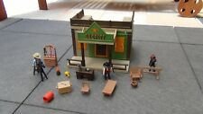 Playmobil prison Shériff western 3786