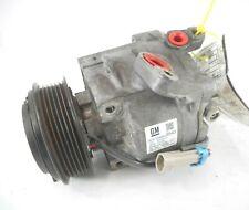13-16 Chevrolet Sonic AC A/C Air Conditioner Compressor OEM