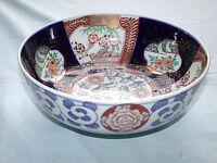 Beautiful Antique Japanese IMARI Hand Painted Bowl