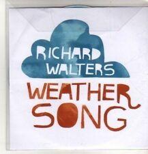 (CO128) Richard Walters, Weather Song - 2009 DJ CD