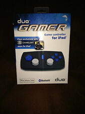 Duo Gamer Game controller for ipod/Iphone/Ipad, missing carry bag