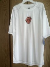 Champion Double Dry White Tee Shirt, Men's L , New with Tags