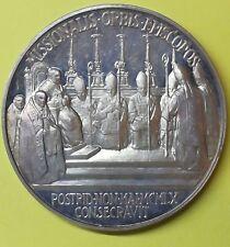 Stato Pontificio, Giovanni  XXIII (1958-1963) Medaglia A. II 1960  Arg. fdc