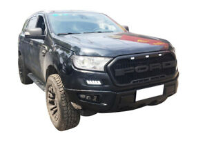 Demo Unit, Raptor Style Bumper Bar Grill for Ford Ranger PX 15-21