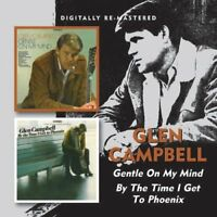 Glen Campbell - Gentle on My Mind/By the Time I Get to Phoenix (2011)  CD  NEW