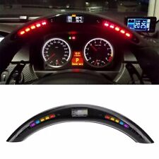 Car Auto Steering Wheel Led Display With Intellignet Module Kit Universal Access