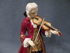 Porcellana Capodimonte,  Collezione FABRIS. IL Violinista, Elegantissimo