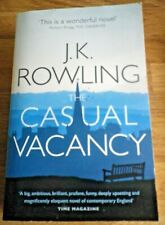 The Casual Vacancy: J.K. Rowling: (Paperback):
