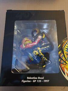 Valentino Rossi Superman Minichamps Figurine 1:12 Scale GP125 1997 312970146