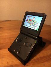 Nintendo GameBoy Game Boy Advance SP IPS V2 Backlit Black NOT AGS 101 Graphite