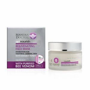 Manuka Doctor ApiNourish Rejuvenating Face Mask With Purified Bee Venom 50ml