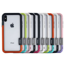 Soft TPU Rubber Border Bumper Frame Case Cover For iPhone 6s 7 8 Plus XR XS Max