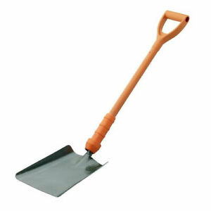 Bulldog PD5TM2IN Insulated No2 Taper Mouth Shovel with 28 Inch Shaft RRP £50