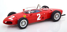 Ferrari 156 F1 Sharknose #2 Phil Hill World Champion Italy GP 1961 1:18 (CMR166)