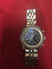 Authentic Breitling Bently Chronograph Mens Watch