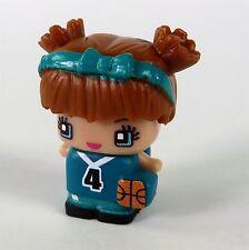New My Mini Mixie Q's Aqua Box Blind Box Figures Baketball Girl Figure