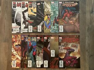 Amazing Spider-Man (Volume 2) 575-588 Kelly Slott Romita Jr Marvel Comics
