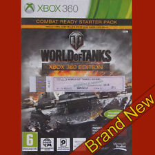 WORLD OF TANKS combat ready starter pack - Microsoft Xbox 360 ~PAL~ Brand New