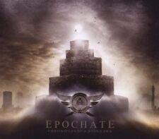 EPOCHATE Chronicles Of A Dying Era CD Digipack 2009 DOPE STARS INC.