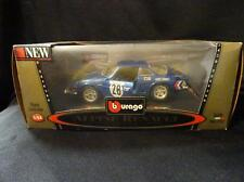 Alpine Renault  A110 1600S 1971 Burago – cod 1512 Bijoux Collection