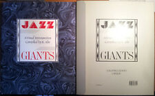 K. Abé (compiled by), Jazz Giants: A Visual Retrospective, Ed. Columbus Books