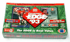 1993 COLLECTOR'S EDGE FOOTBALL UPDATE 1BOX BREAK~LIVE~ DETROIT LIONS