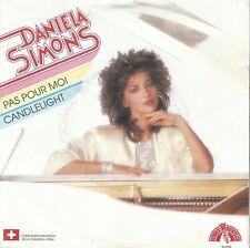"Daniela Simons ""Pas pour moi/Candlelight"" Switserland Eurovision Sweden 1986"