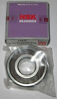 NSK 63305 Deep Groove Ball Bearing - 62 mm OD - 25 mm ID - Double Seals