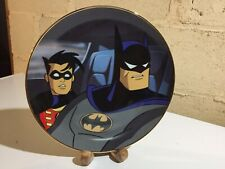 "Warner Bros~""Batman & Robin""~Limited Edition Collector Plate~1994~#139/2500~DC"