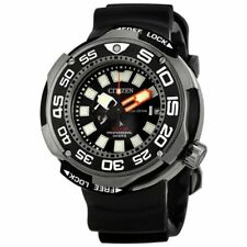 Citizen BN702017E Diver Men's Watch - Black/Silver