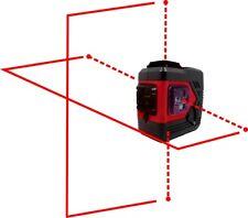 Beiter Technologies BRODY-X4P Red Laser Level, 4 Point Red Laser Level