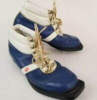 Tyrol Size 8M Vintage Ski Boots Made in Romania