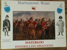 1/32 NEUVE A CALL OF ARMS INNISKILLING DRAGOONS  WATERLOO  27 4 CAVALIERS