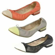 Ladies Clarks Ditsy Dress Casual Shoes
