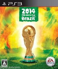 Used PS3 2014 FIFA World Cup  SONY PLAYSTATION 3 JAPAN JAPANESE JAPONAIS IMPORT
