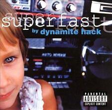 DYNAMITE HACK - Superfast (CD 2000) USA Import EXC Post-Grunge