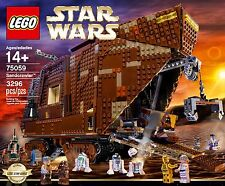 Retired LEGO Star Wars Sandcrawler 75059 (3296 piece) ULTIMATE COLLECTOR SERIES