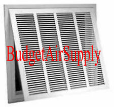 25 w x 20 h Filter Back Return Air grill- with FILTER GRILLE