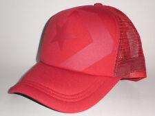 Converse CHAMP TRUCKER Snapback Hat Red OSFA ($20) New CHUCK II Cap Mesh CONS