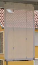 Scheibengardine Breite 42 cm x Höhe 72 cm -  neu  - modern